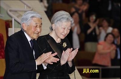 両陛下がベトナム楽団公演鑑賞