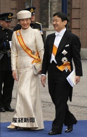 オランダ国王戴冠式その2