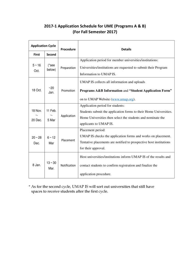 thumbnail of timeline-for-program-ab-fall-semester-2017