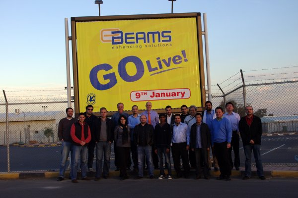 Go-live at Kuwait Oil Company