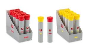 U Hydrate - Brusande elektrolytdryck med smak av Citron eller Bär