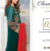 Chantelle Embroidered Chiffon Collection Vol-05 (D-05A)-gallery