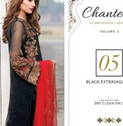Chantelle Embroidered Chiffon Collection Vol-05 (D-05H)-gallery