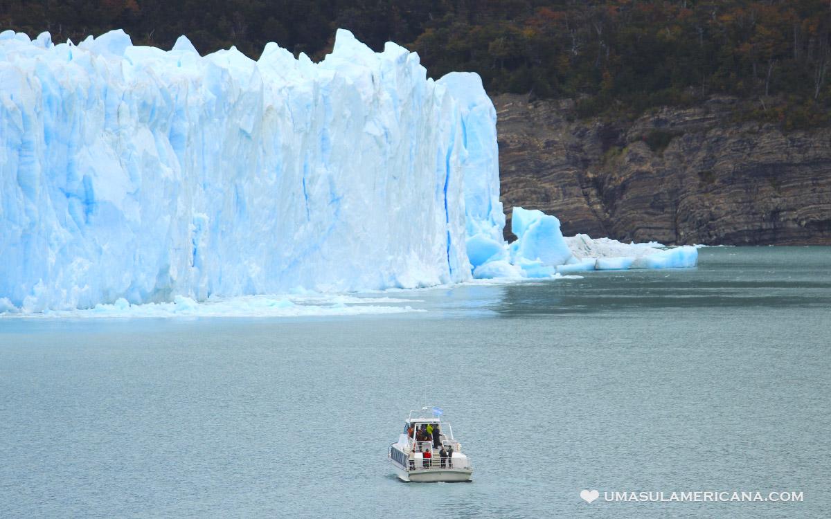 Glaciar Perito Moreno - Passeio de barco