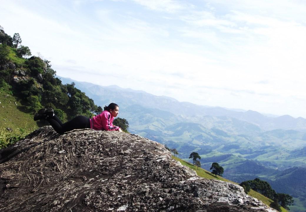 Trilha da Pedra do Baúzinho e Ana Chata em São Bento do Sapucaí