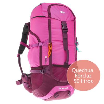 Deuter Forclaz 50 L - Mochila de viagem feminina