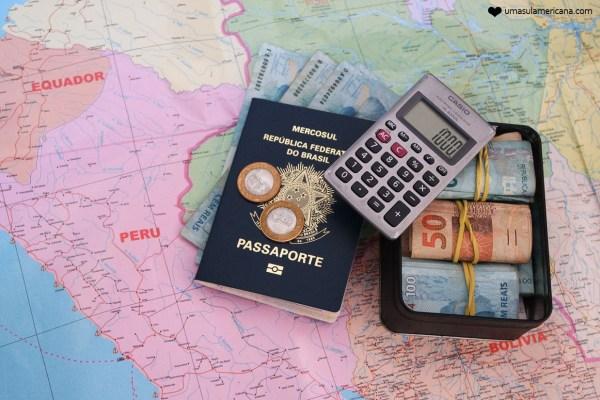 Organizando uma viagem pelo mundo - como juntar dinheiro