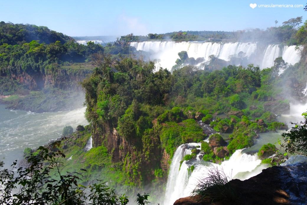 Roteiro Brasil, Argentina e Paraguai - Cataratas del Iguazú na Argentina