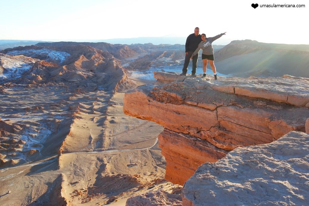 O que fazer no Atacama - Valle de Luna, Pedra do Coyote
