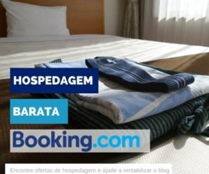 Booking - Ofertas de hospedagem