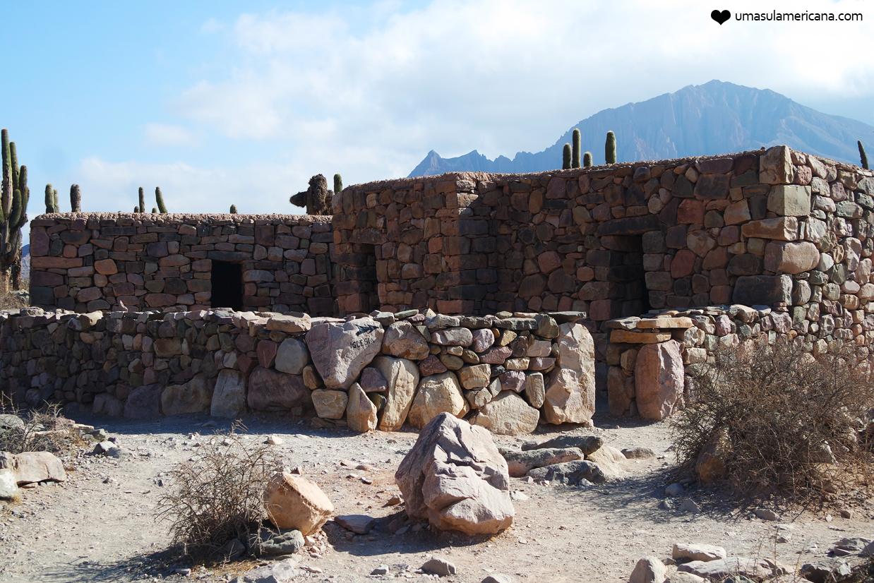 Pucará de Tilcara, um sítio arqueológico pouco conhecido no norte argentino