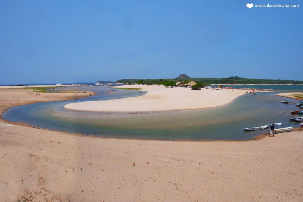 Tipos de viagem na América do Sul - Praia