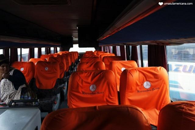 Como é viajar de ônibus pela América do Sul