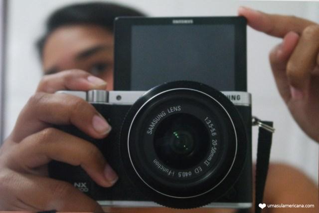 Review Samsung NX3000 - fotos de viagem