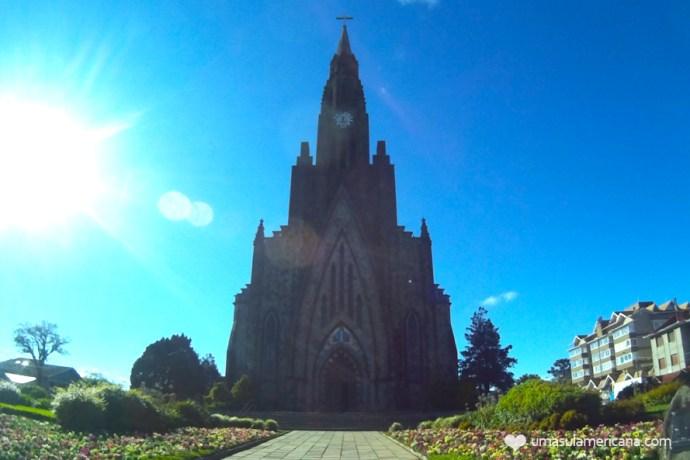 Igreja de Pedra de Canela - O que fazer em Gramado
