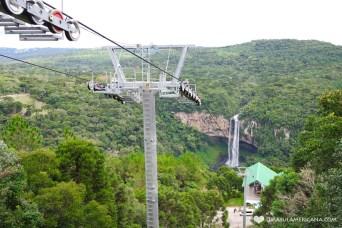 Bondinhos Aéreos - O que fazer em Canela (Serra Gaúcha)
