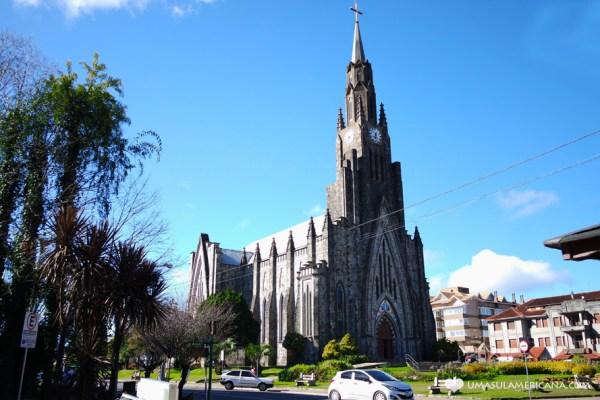 Catedral de Pedra - O que fazer em Canela (Serra Gaúcha)