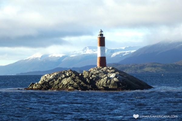 Farol do Fim do Mundo - Canal de Beagle (Ushuaia - Patagônia argentina)