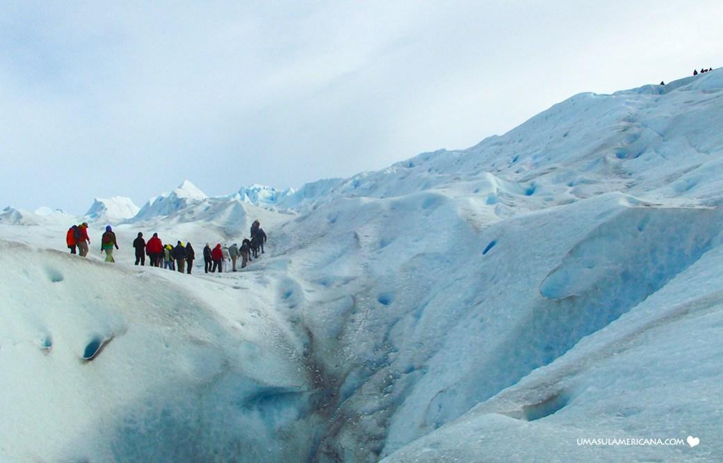 Glaciar Perito Moreno - Minitrekking - El Calafate-Patagonia Argentina 15