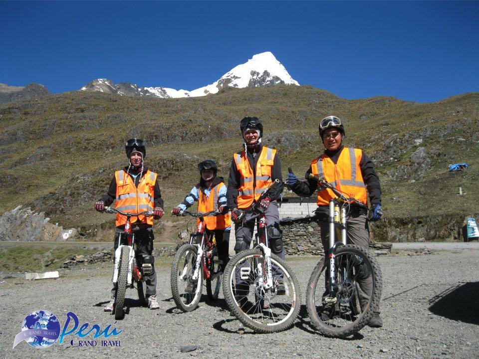Inca Jungle Trek - Como chegar em Machu Picchu de bicicleta