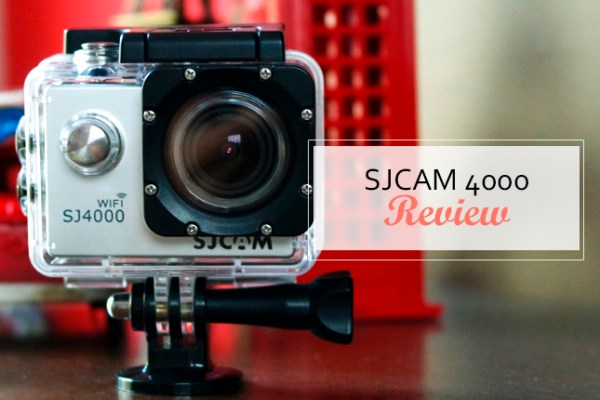Review SJCAM4000 wifi - Fotos e vídeos