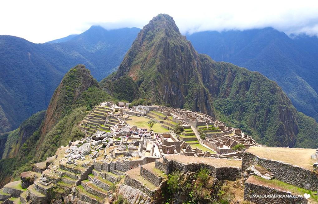 Destinos para viajar no outono - Machu Picchu
