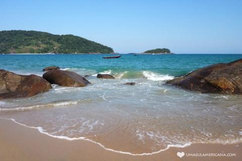 Roteiro de 2 dias em Ubatuba - parte norte em um final de semana. Conheça as mais lindas e paradisíacas praias de Ubatuba, litoral norte de São Paulo