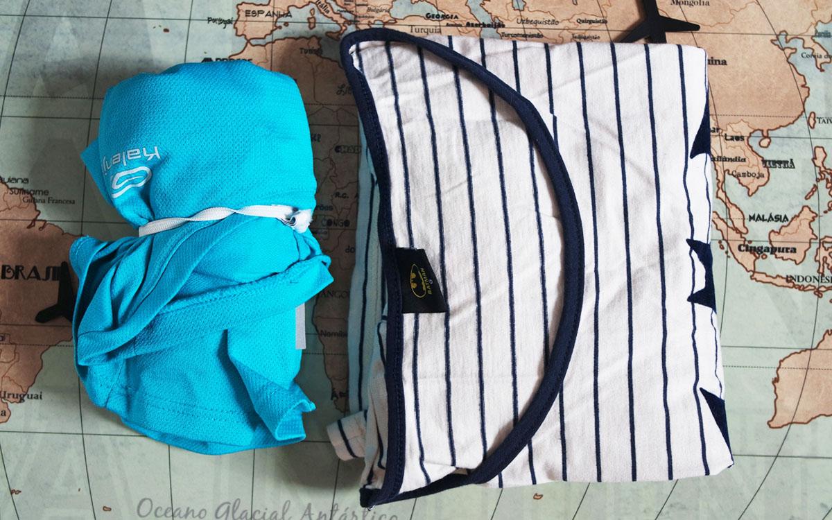 Como arrumar a mochila de viagem leve de viagem com menos de 10kg