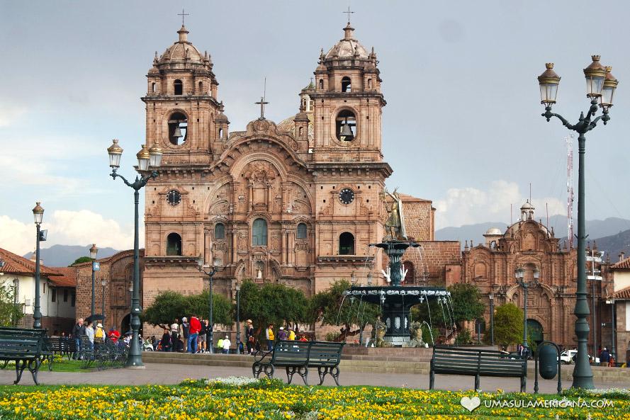 Plaza de Armas - O que fazer em Cusco