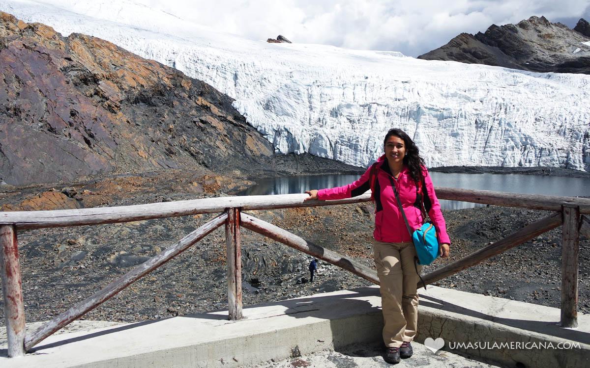 Glaciar Pastoruri - O que levar para o Peru - Como arrumar a mala de viagem