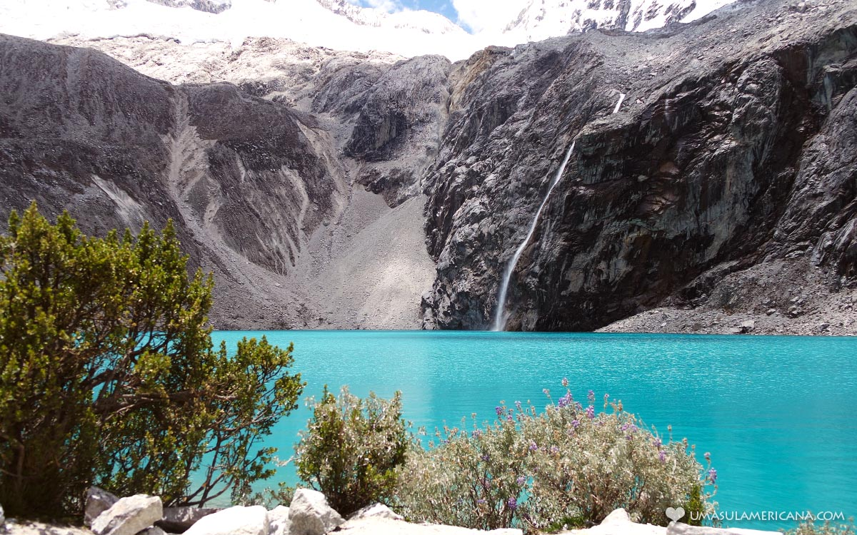 Laguna 69   O que fazer em Huaraz - Veja os principais passeios de Huaraz, no norte do Peru