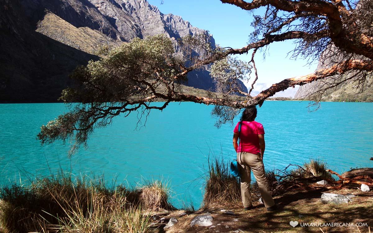 Lagunas Llanganuco   O que fazer em Huaraz - Veja os principais passeios de Huaraz, no norte do Peru