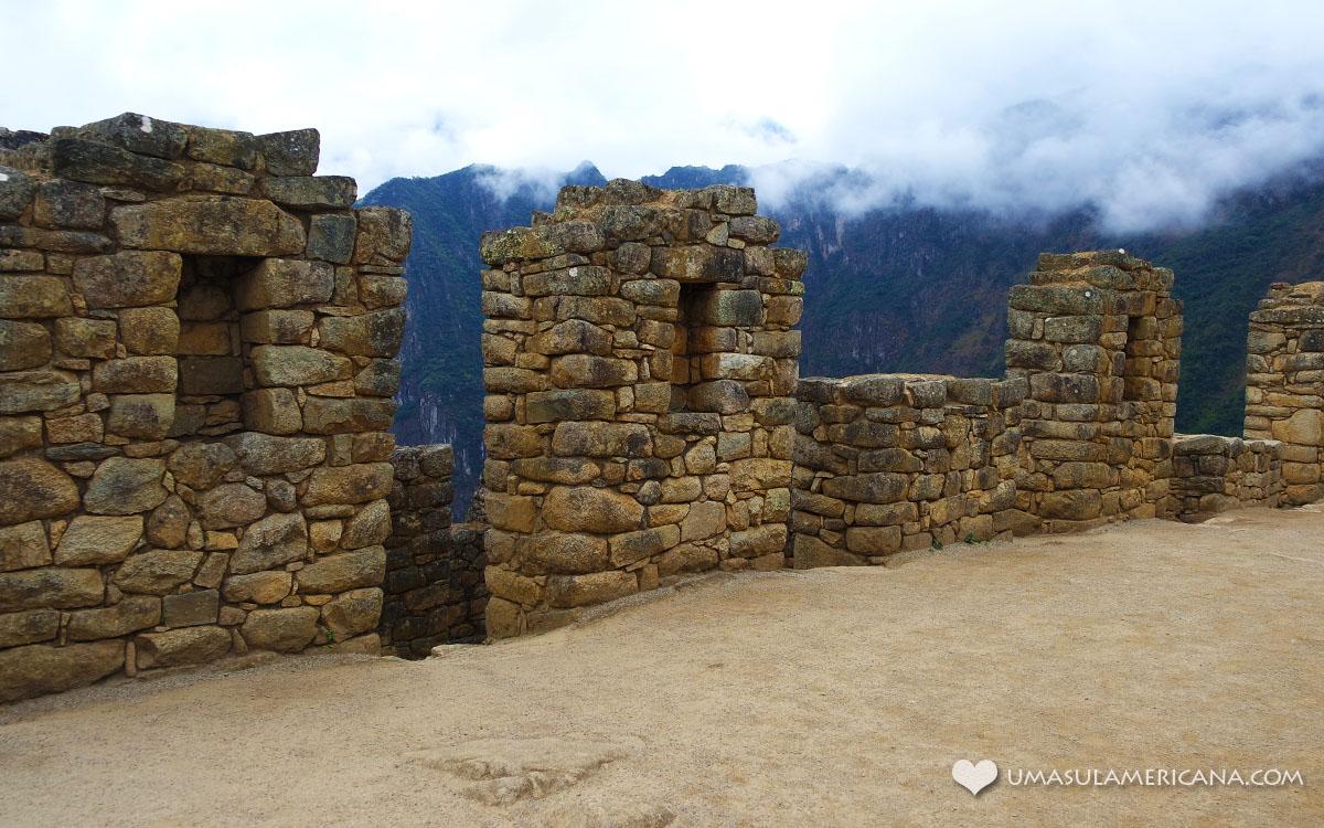 Machu Picchu, o final d o Vale Sagrado dos Incas, no Peru
