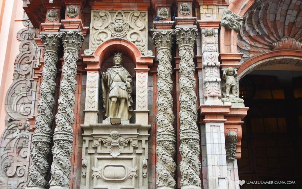Basílica La Merced - Um dia em Lima - Roteiro pelo centro histórico