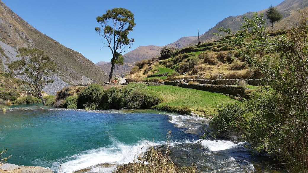 Huancaya_- Trekkings no Peru