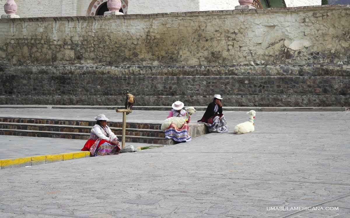 Maca - Full day Canion del Colca - Passeio de 1 dia perto de Arequipa
