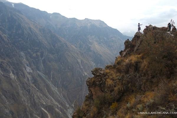 Mirador del Condor - Full day Canion del Colca - Passeio de 1 dia perto de Arequipa