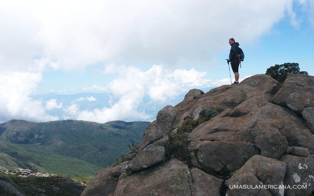 Morro do Couto - Final de semana no Parque Itatiaia - Trilhas na parte alta