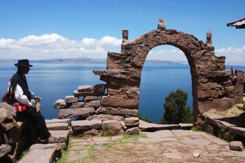 Passeio de 2 dias e 1 noite em Puno - Uros, Amantani e Taquile