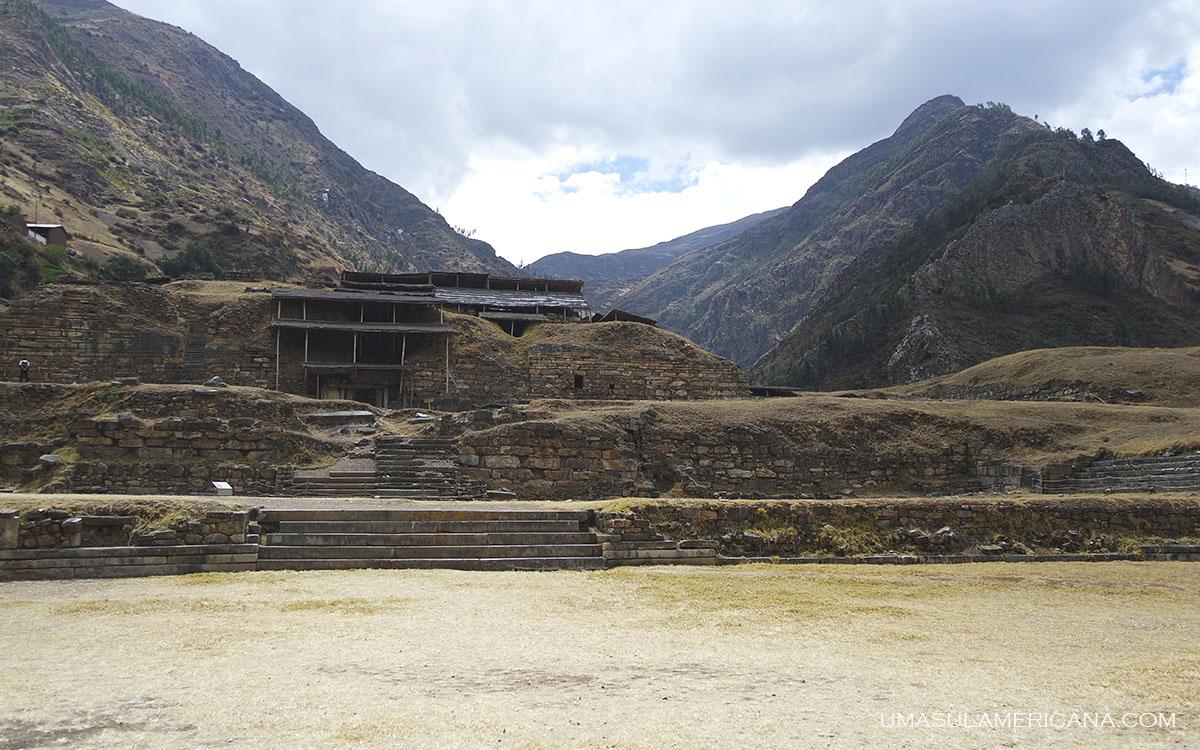 Chavín - Trekkings no Peru - 15 caminhadas de norte a sul