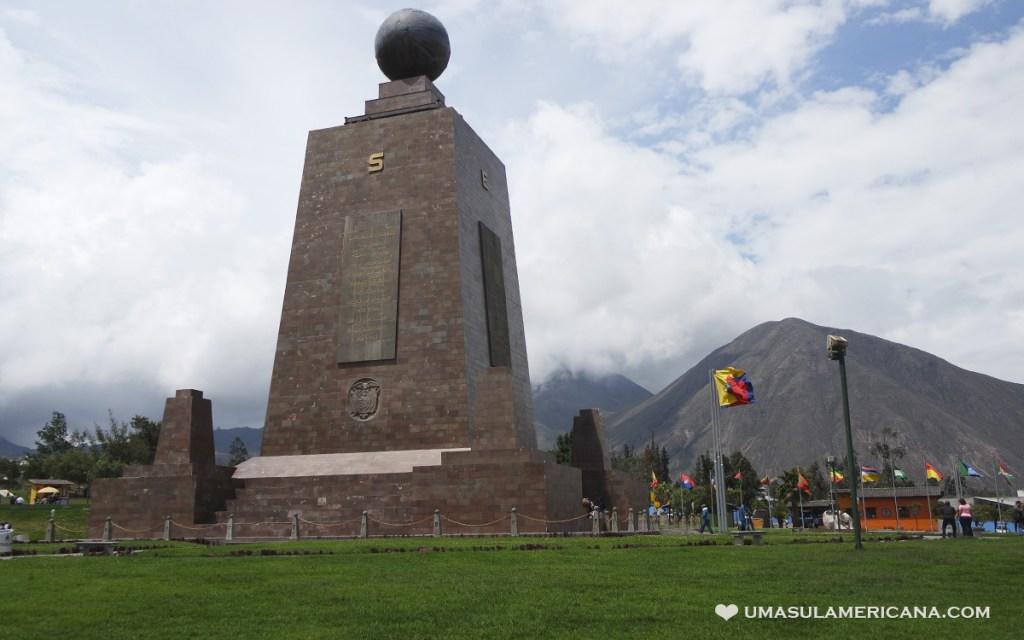 Mitad del Mundo - Tudo sobre o Parque da Metade do Mundo, que passa sobre a linha do equador - Quito