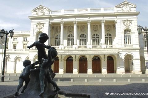 Free Tour Santiago - Teatro Municipal de Santiago