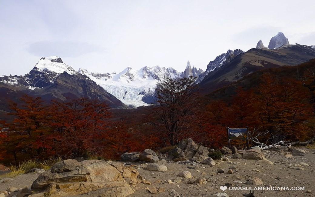 Mirador Torre - Trilhas em El Chaltén