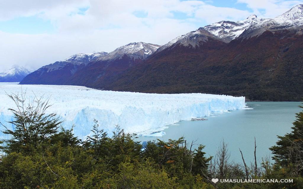 Patagônia Austral - Como escolher um destino - Perito Moreno - El Calafate