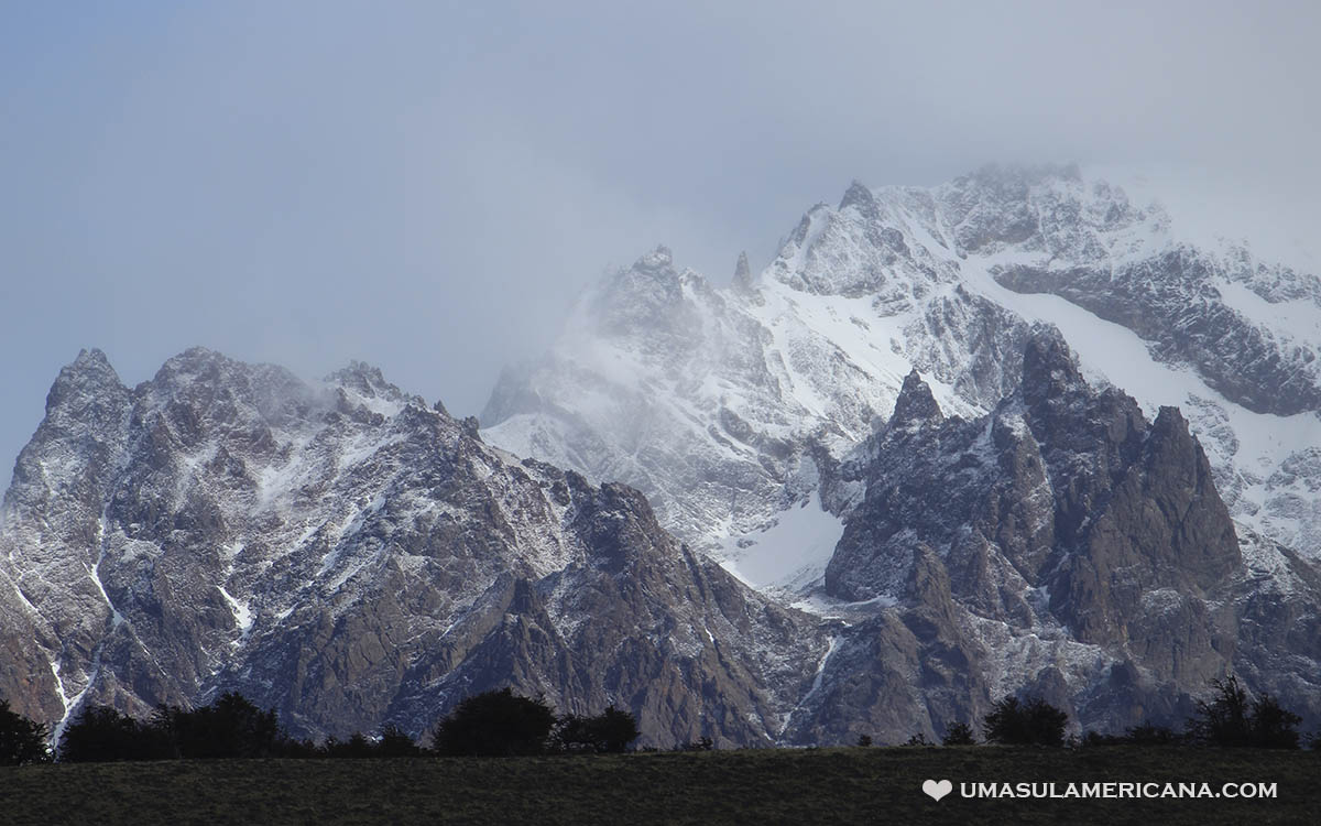 Trilha Mirador de Los Condores e Las Águilas em El Chaltén - Patagônia Argentina