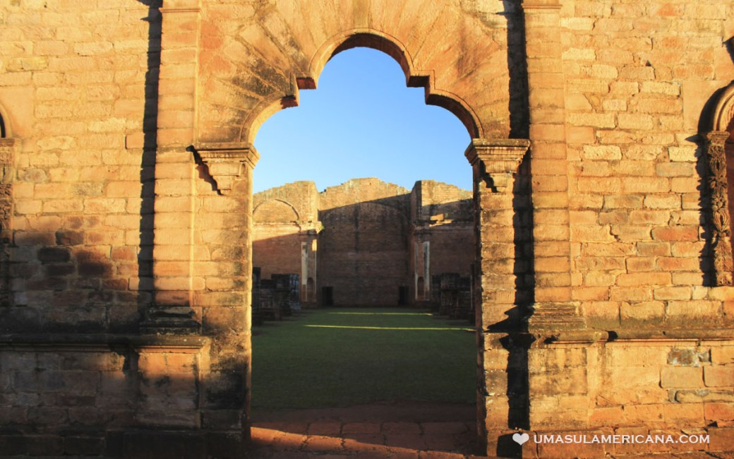 Missões Jesuítas do Paraguai - Jesús de Tavarangué