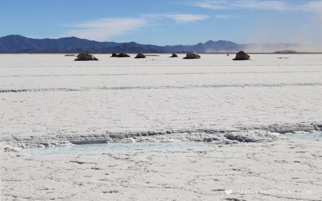 O que fazer em Jujuy - Salinas Grandes, um deserto de sal no caminho para o Atacama