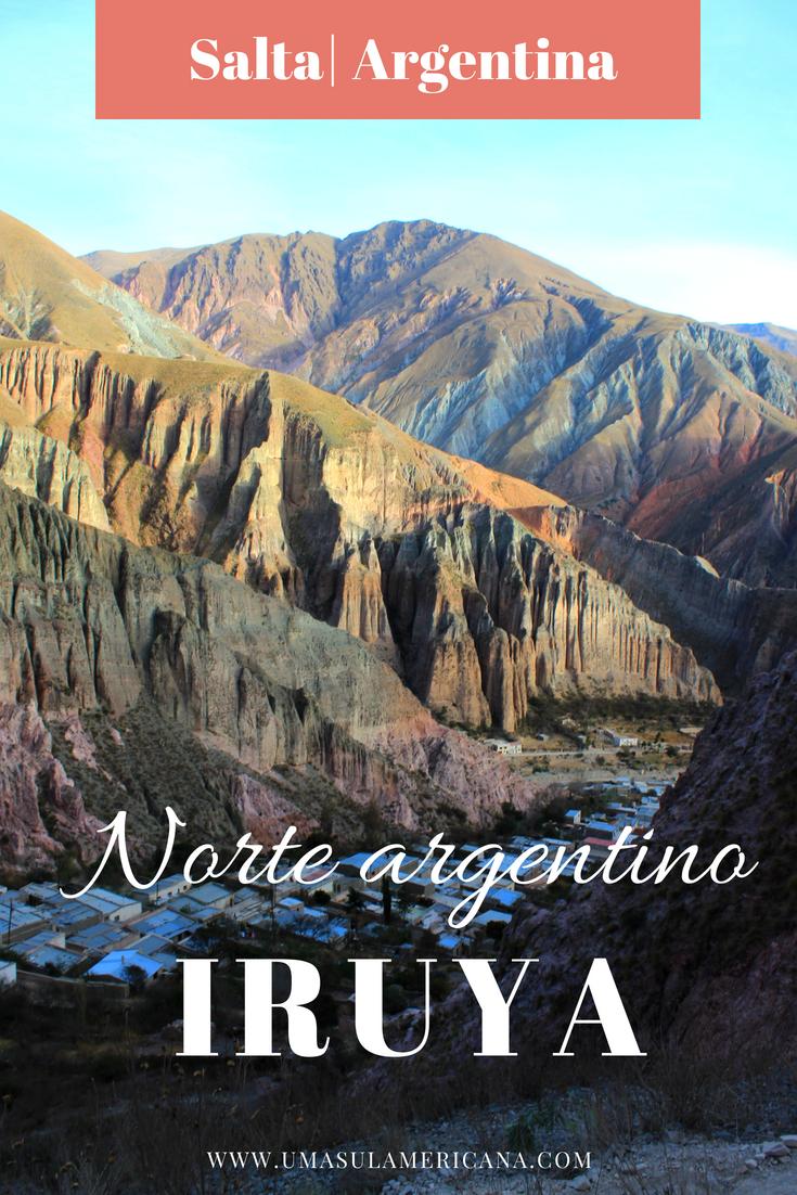 Conheça Iruya, um pueblo de Salta, no Norte da Argentina, construído em um vale colorido
