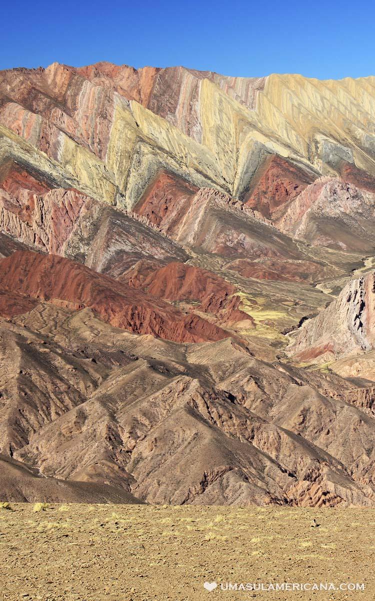 Hornocal, na Quebrada de Humahuaca, Norte da Argentina - O que fazer em Jujuy