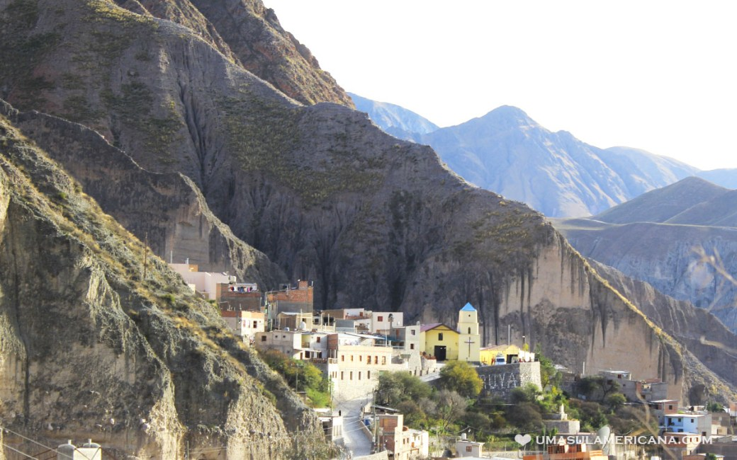 Iruya fica perto de Jujuy e a Quebrada de Humahuaca, no Norte da Argentina - Salta